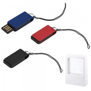 7204-16GB 16 GB Metal USB...